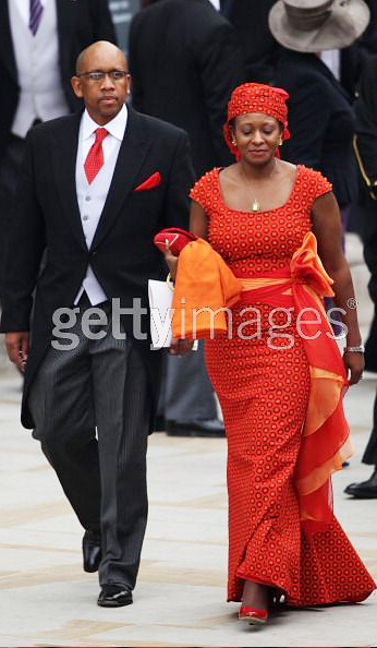 Prince-Seeiso-(L)-and-Princess-Mabereng-of-Lesotho